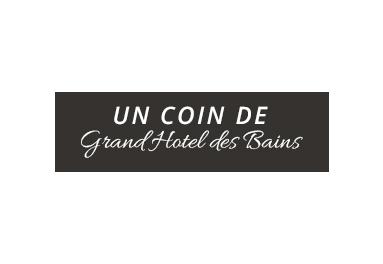 Un Coin De • Grands Hôtel des Bains